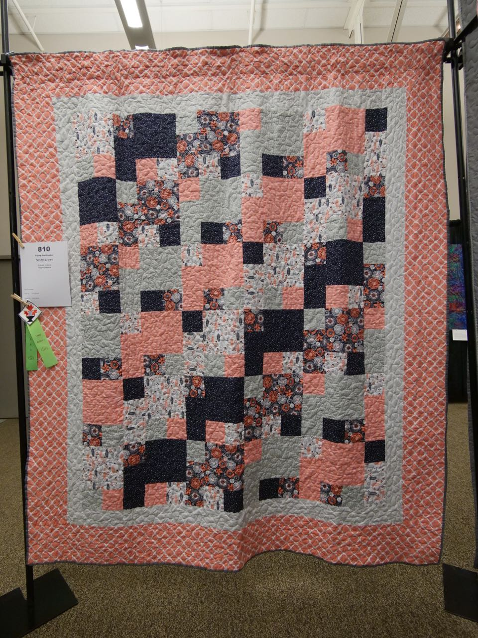 Cheerful Breeze - Young Quiltmaker