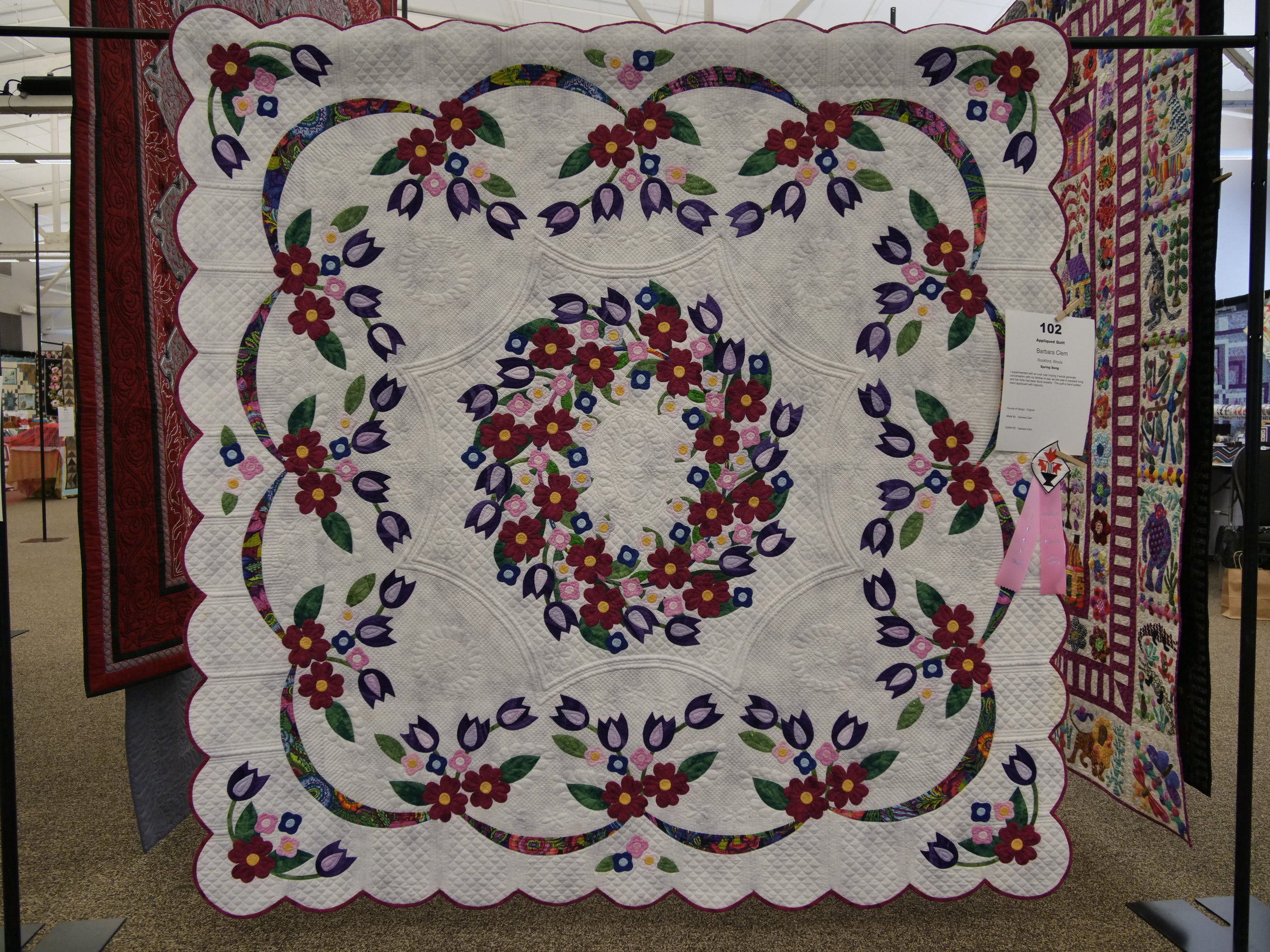 2019 Quilts — Indiana Heritage Quilt Show