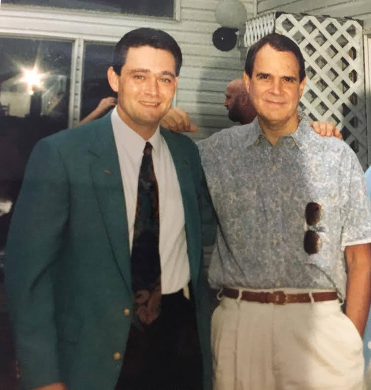 Rob and Rich Little 1990s