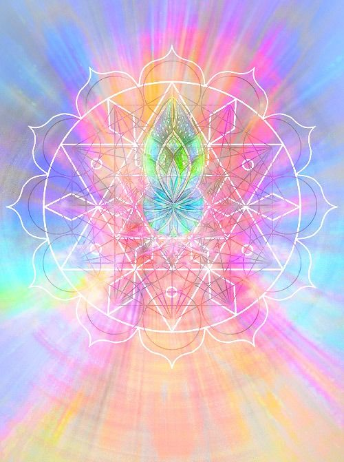 The heart chakra unifies above and below. It is the center of our universe where we rise above separation intoDivine Unity of Love - I AM LOVE
