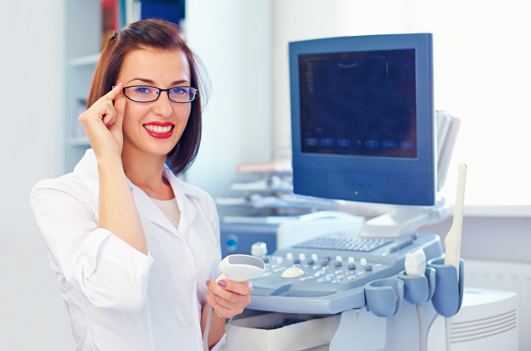 We are a Team of experienced, highly trained licensed diagnostic sonographers -