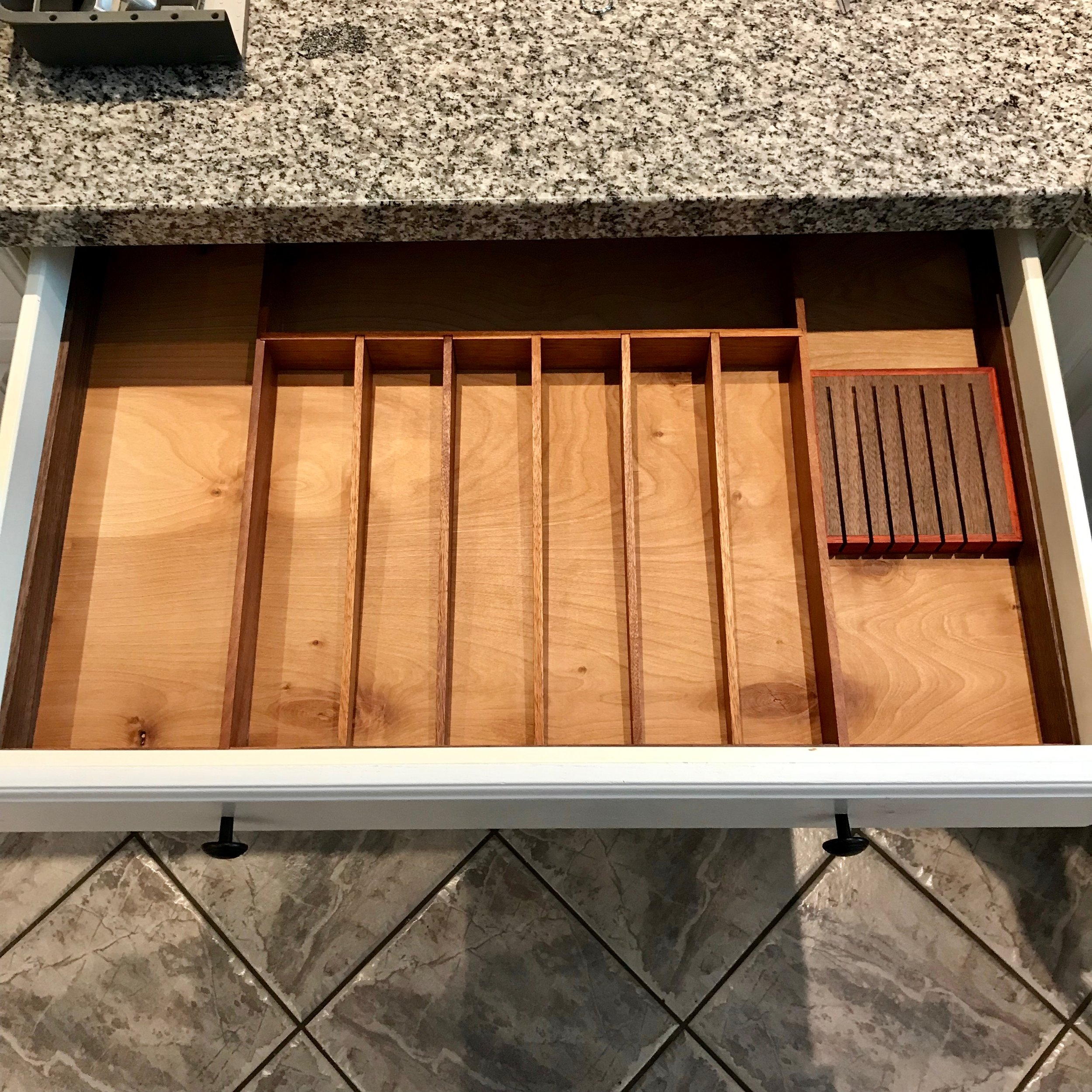 Full View of the Drawer
