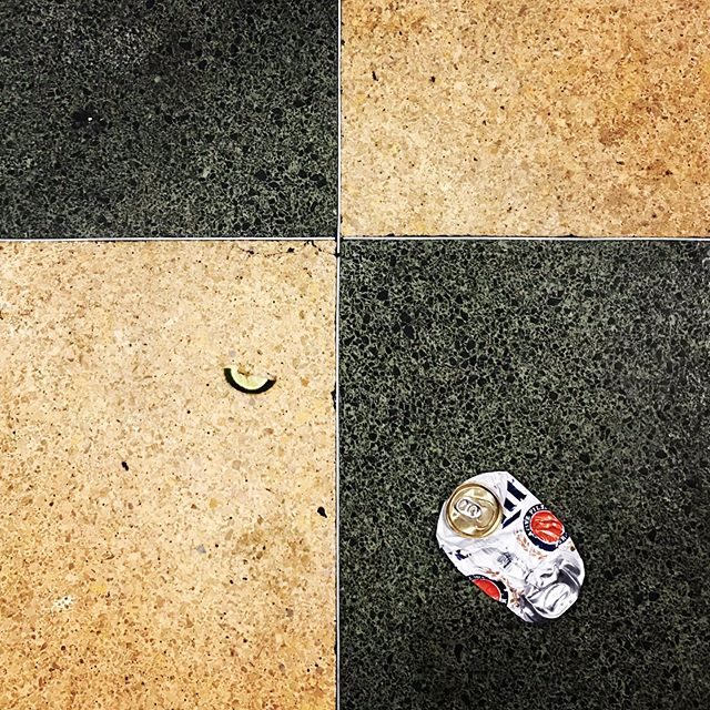 #triptych #firstavenue #millerlite #floortiles