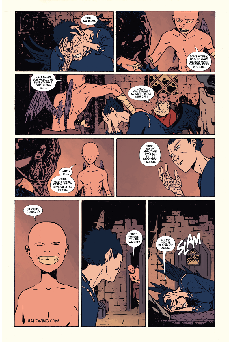 ^ Chapter 5 Page 2 ^