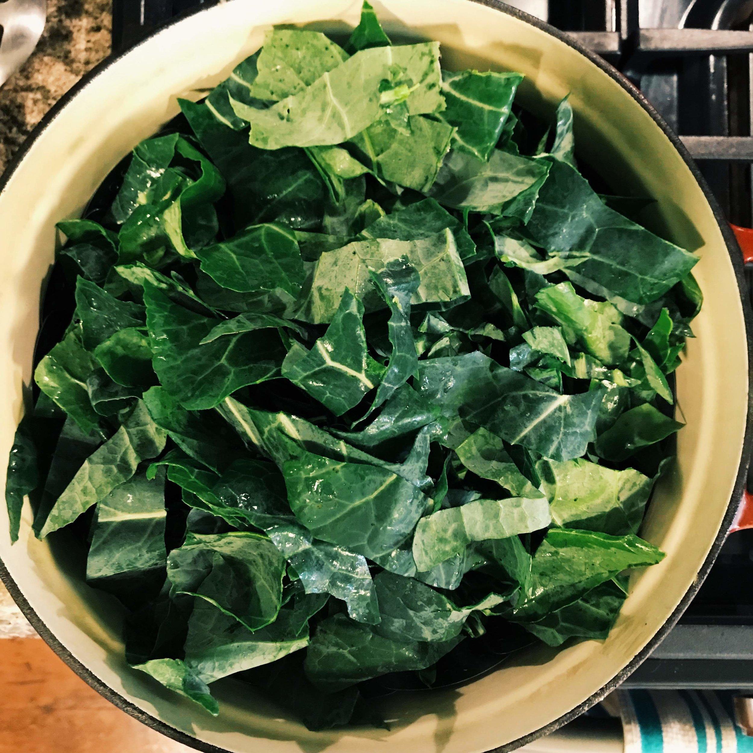 - Dark Leafy Greens and Cruciferous Veggies