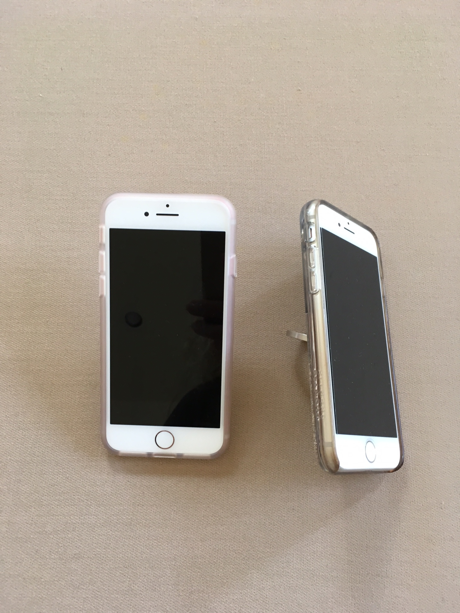 My world is 2 phones