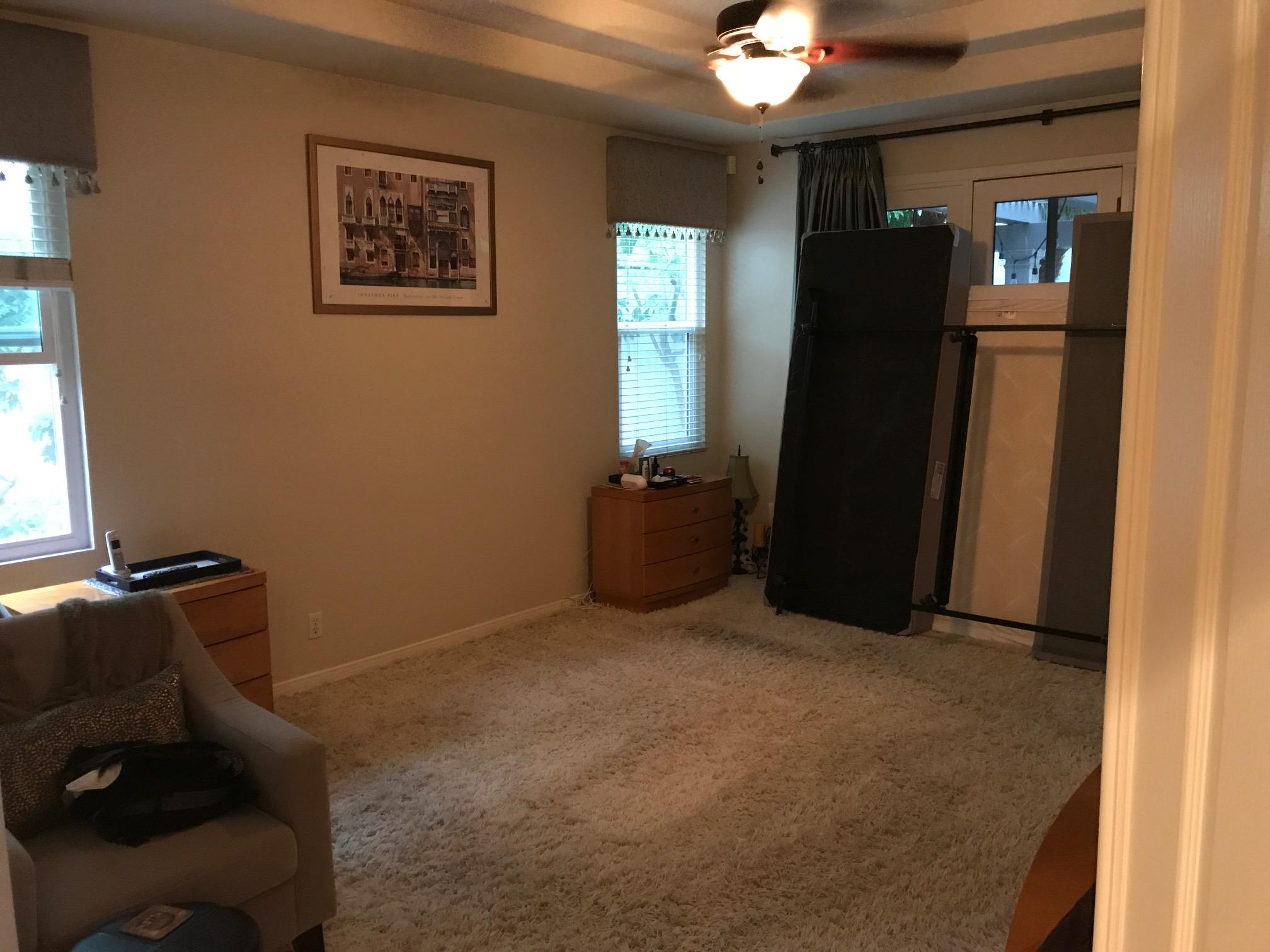 Room in between DIY and new