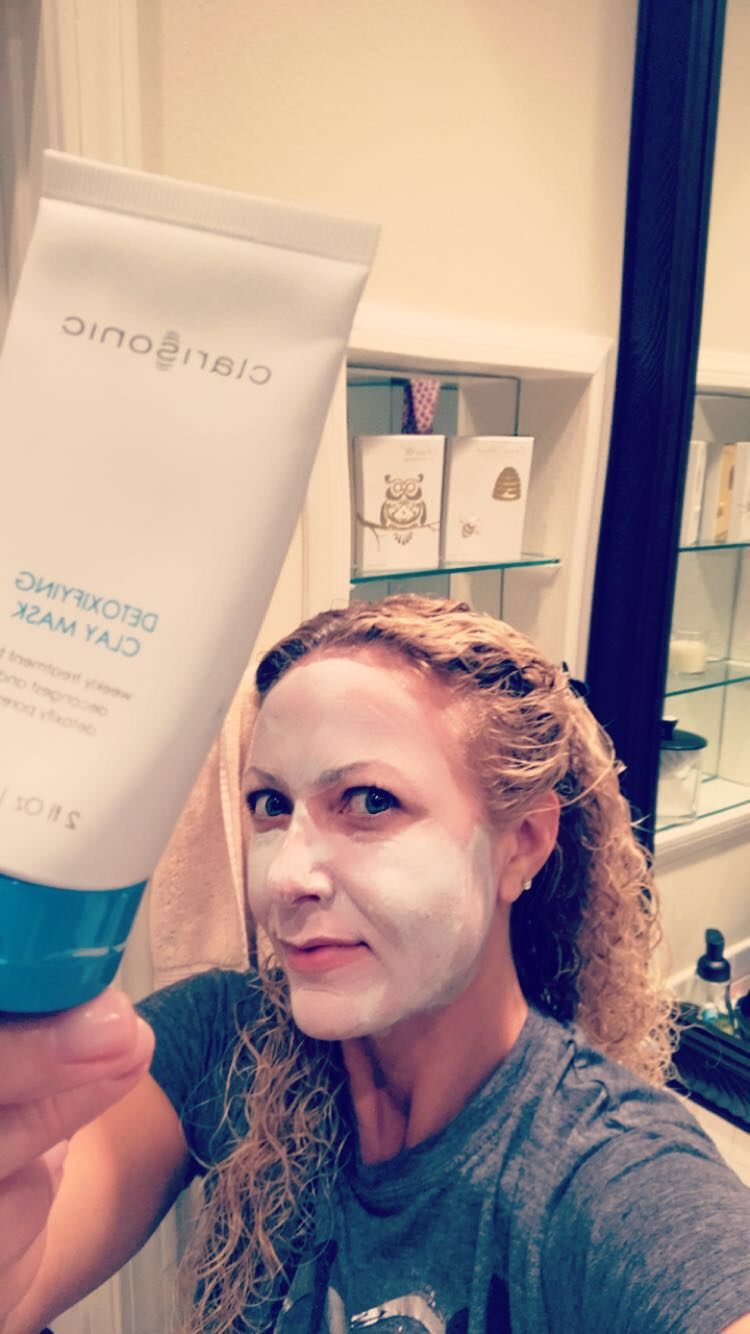 Clarisonic Detoxifying Mask