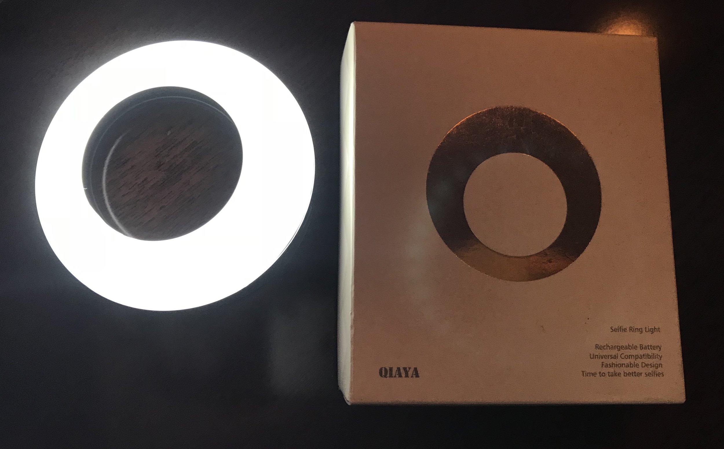 Qiaya - Selfie Ring Light