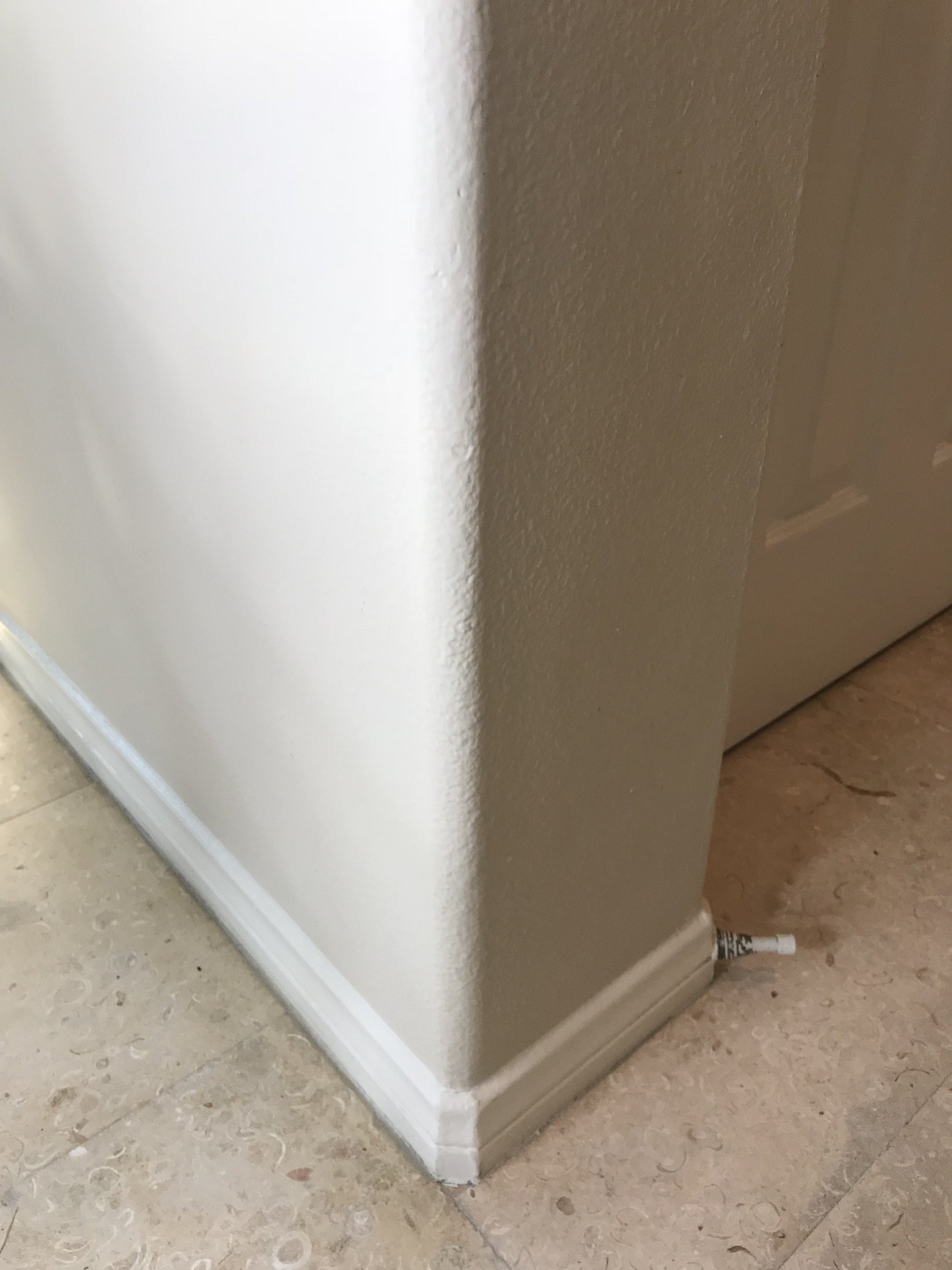 Wall After - Magic Eraser!