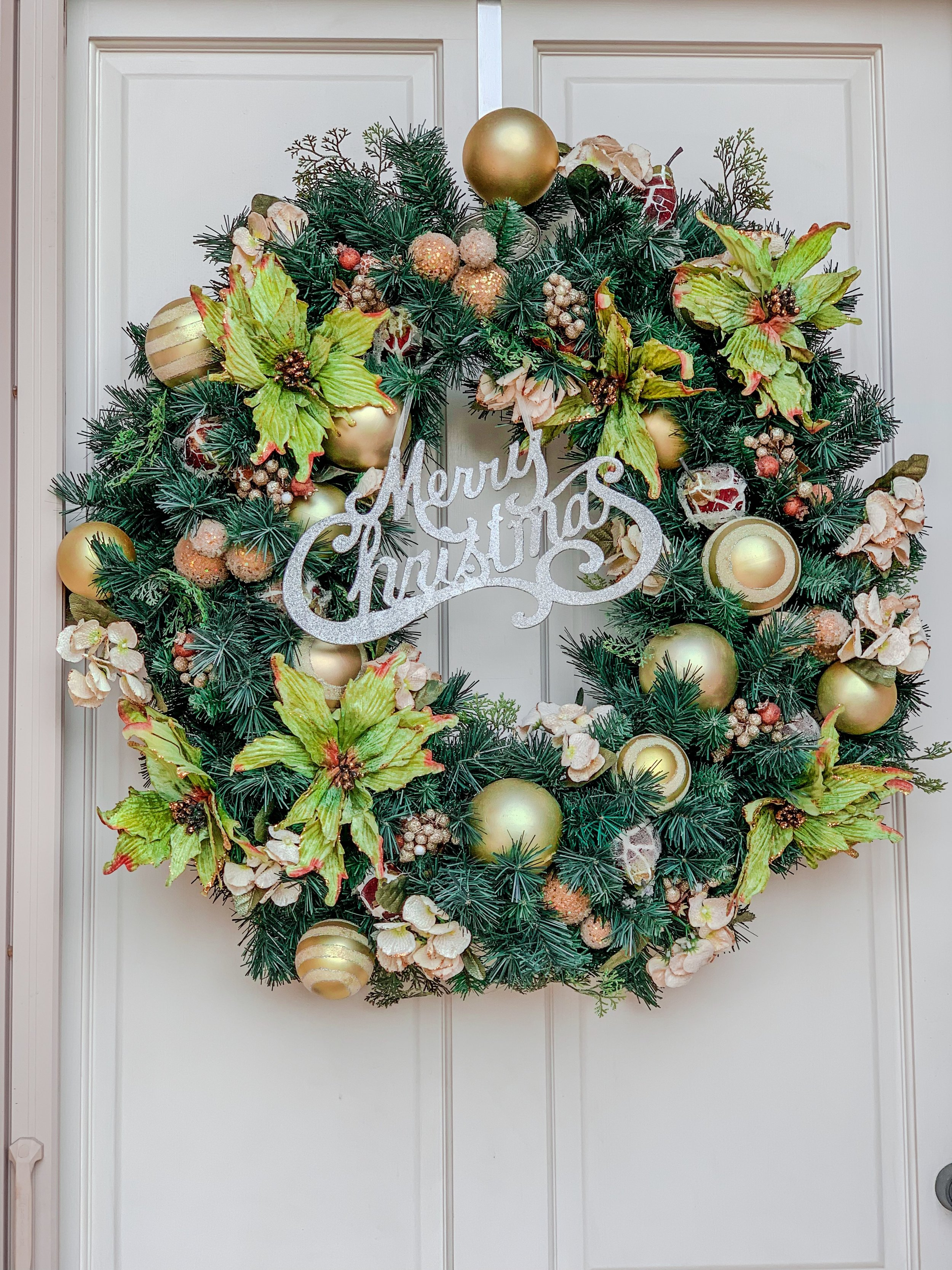 Wreath - Without lighting