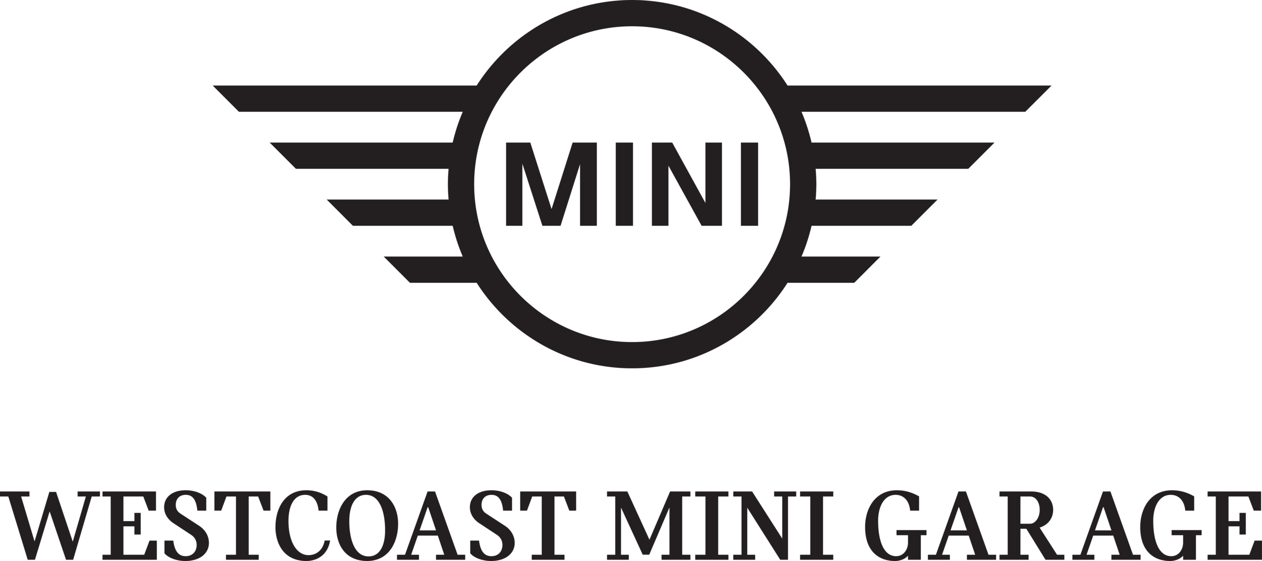 Westcoast MINI Garage Wordmark Stacked_BLACK.png