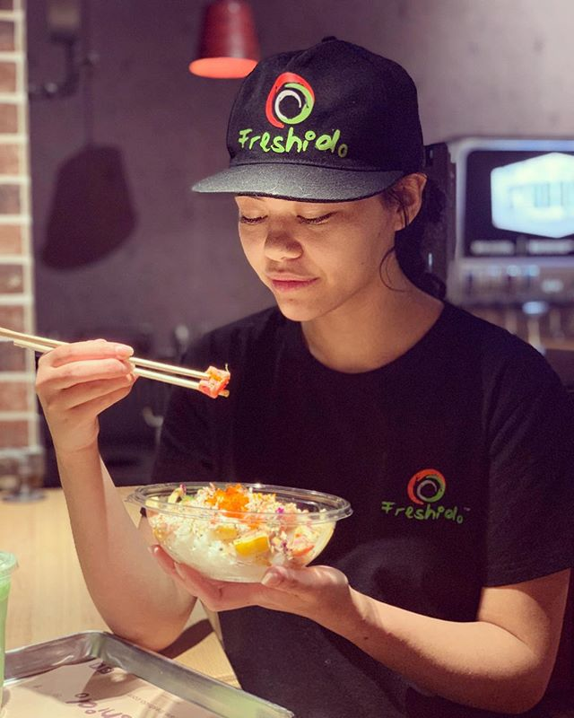 Within every bite it's a splash of spice!  #freshido4life #freshidolove #freshido #foodporn #healthyissimple