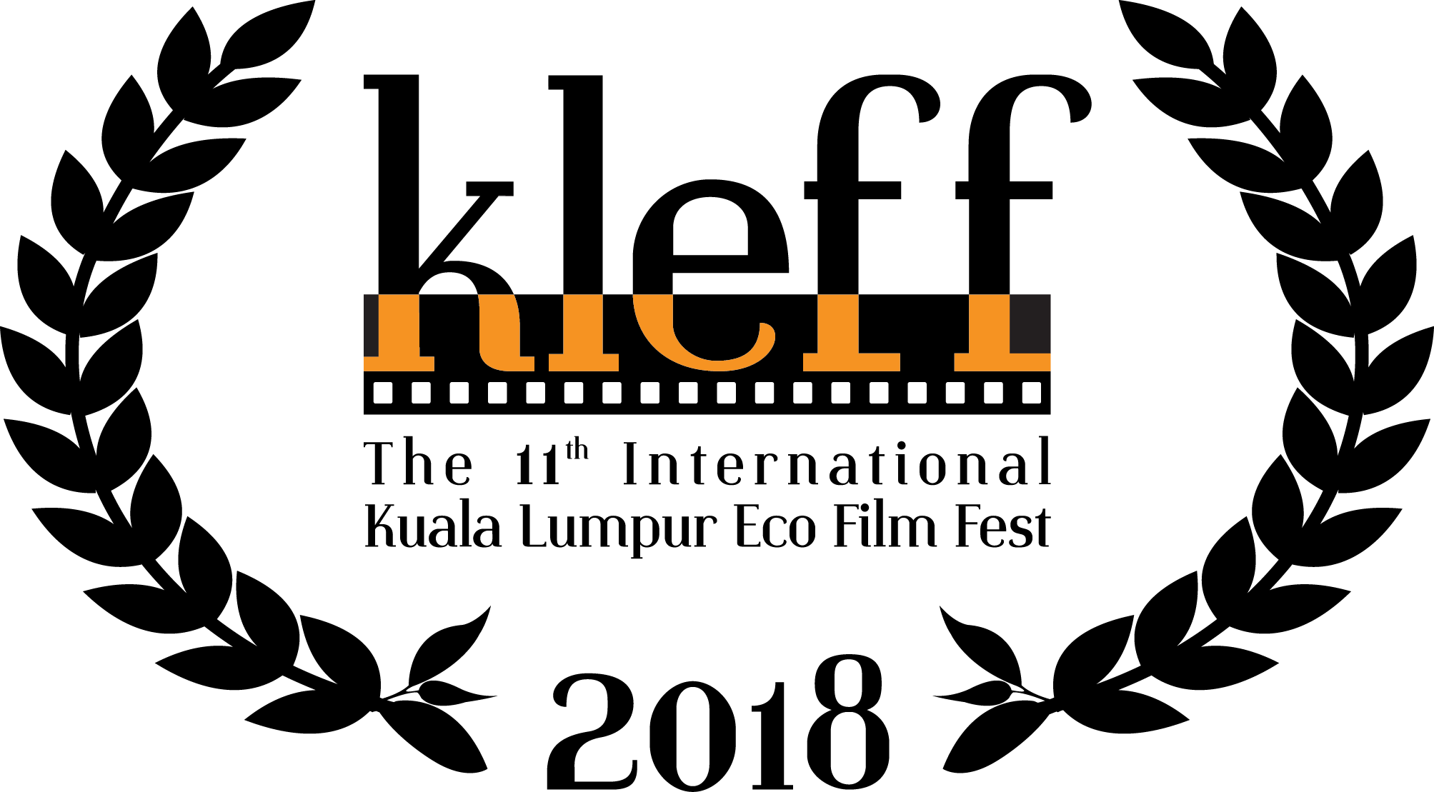 KLEFF2018 Laurels_Black.png