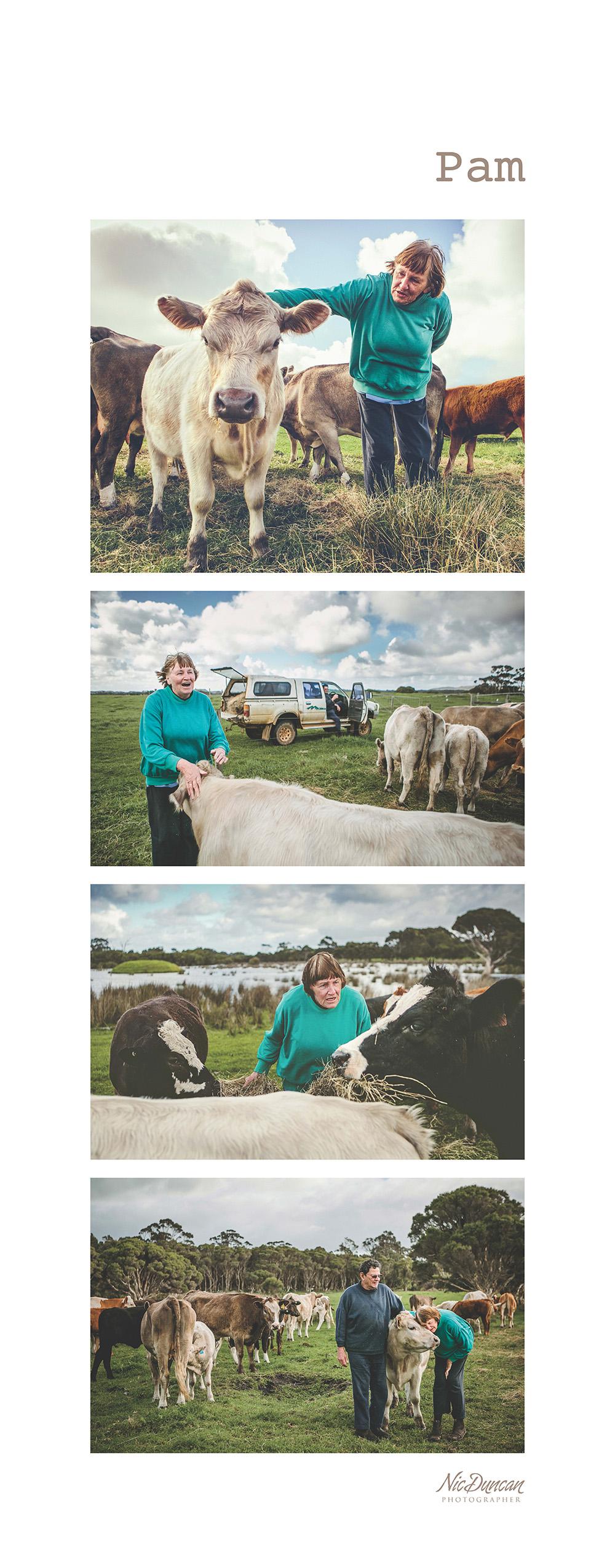 Denmark People Portraits