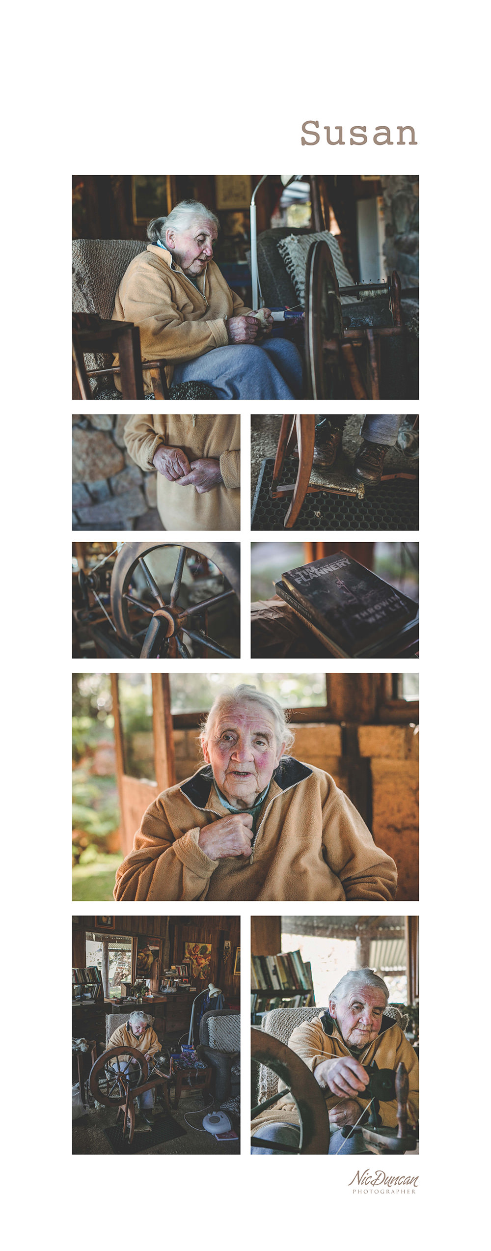 Photograph your grandparents