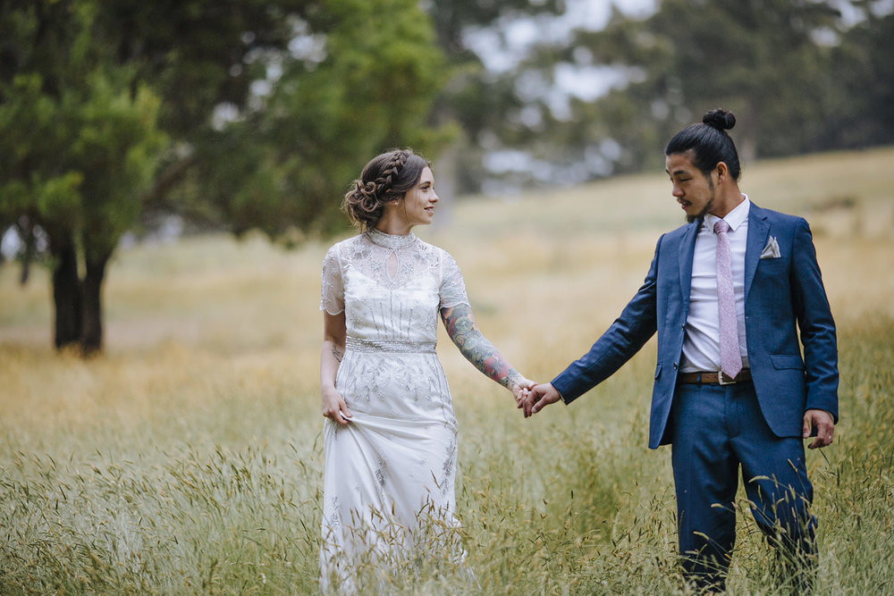 Aiyana Retreat Elopement