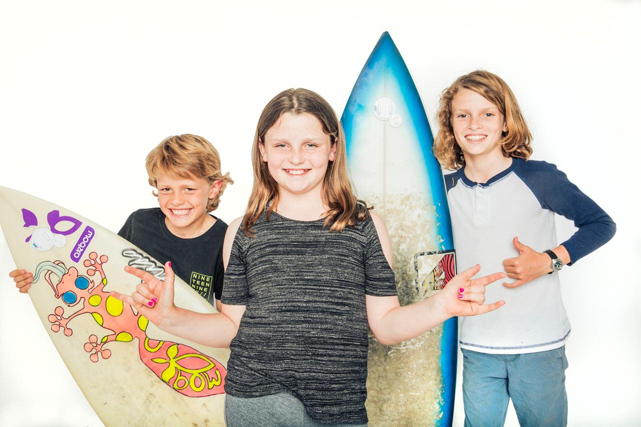 Surf kids wa photos
