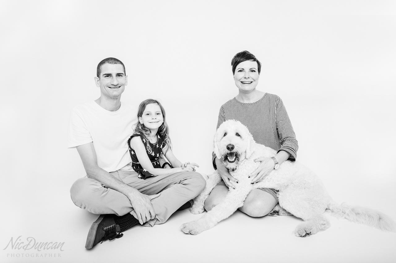 Denmark and Albany studio portraits for children and families