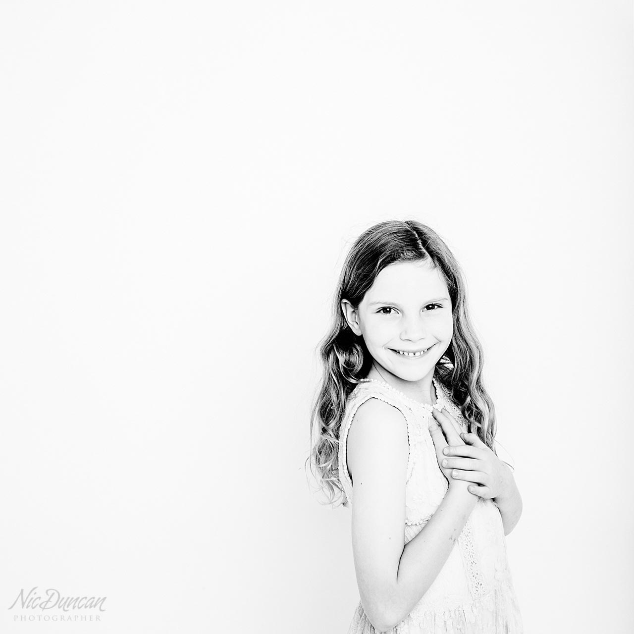 Beautiful children's portraiture