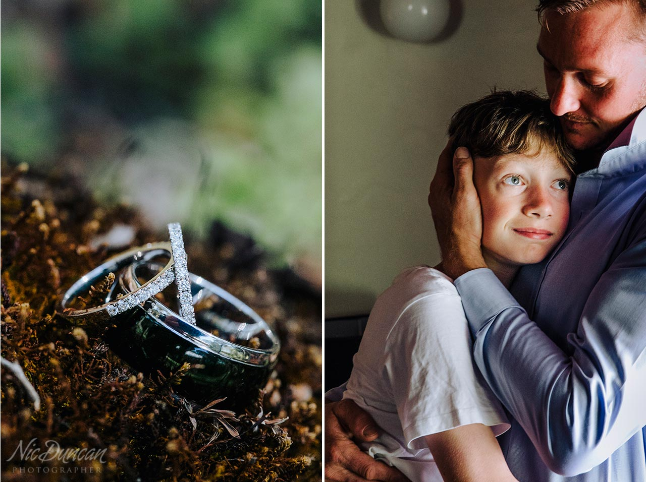 Wedding rings, Denmark WA