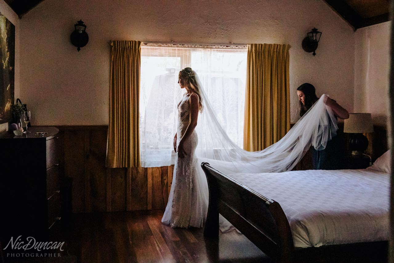 Great Southern wedding photographer