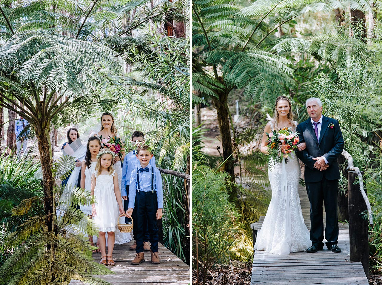 Great Southern weddings photographer