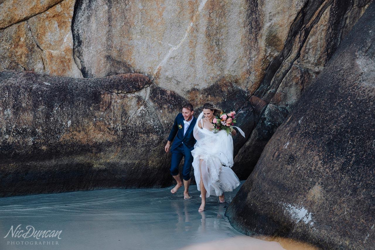 Wedding photography in Denmark Western Australia