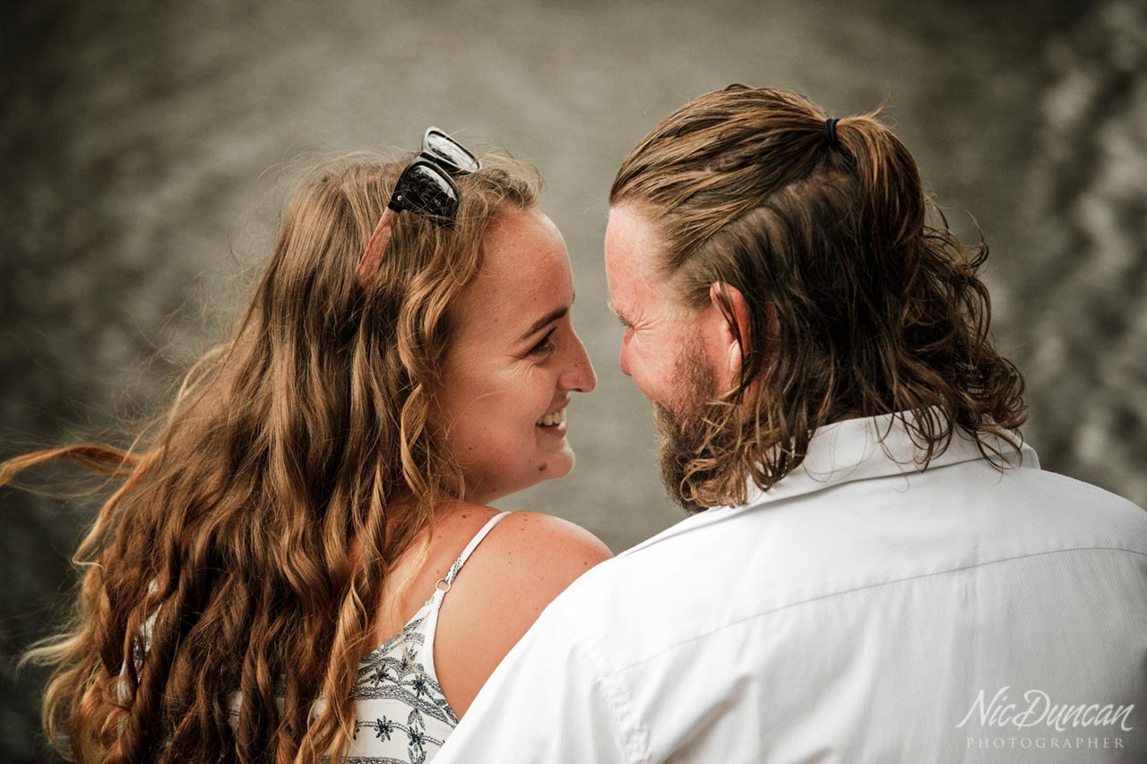 Engagement session in Albany WA