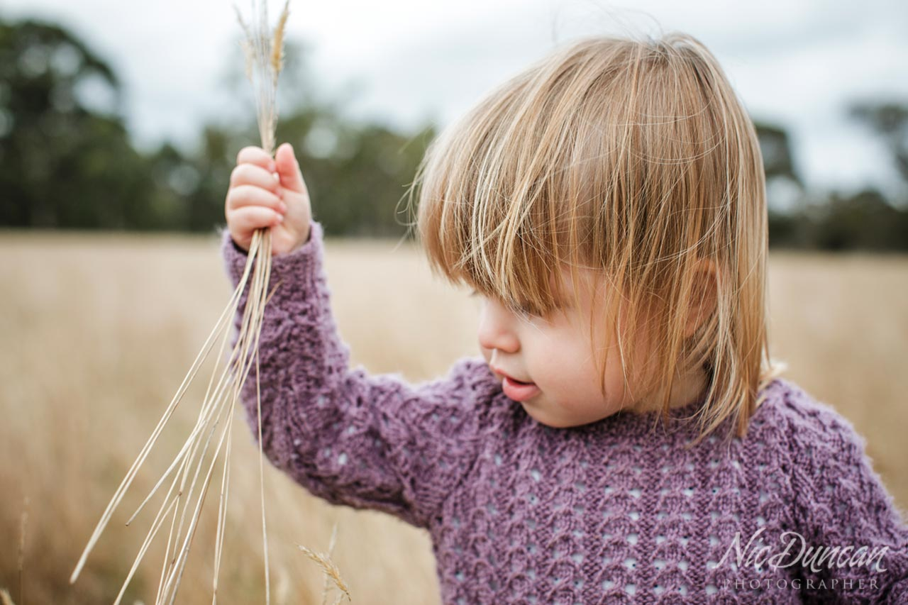 Portraits of a farming family, Western Australia