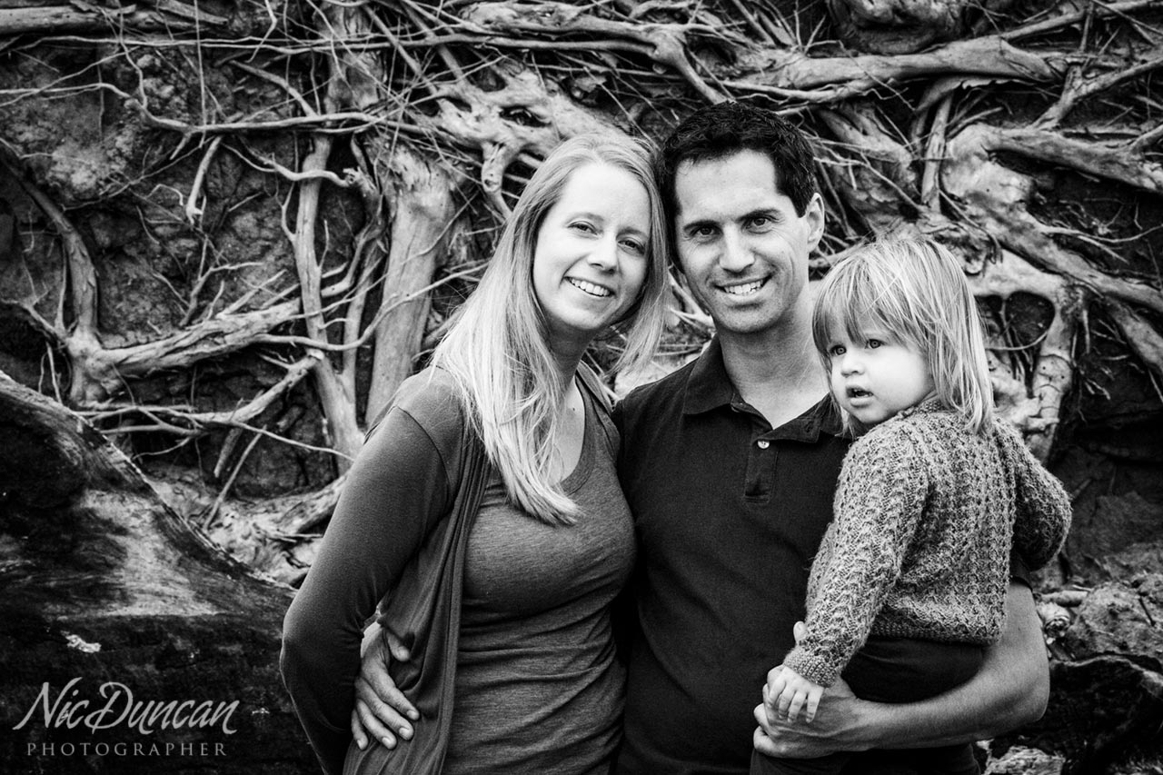 Albany family portrait session