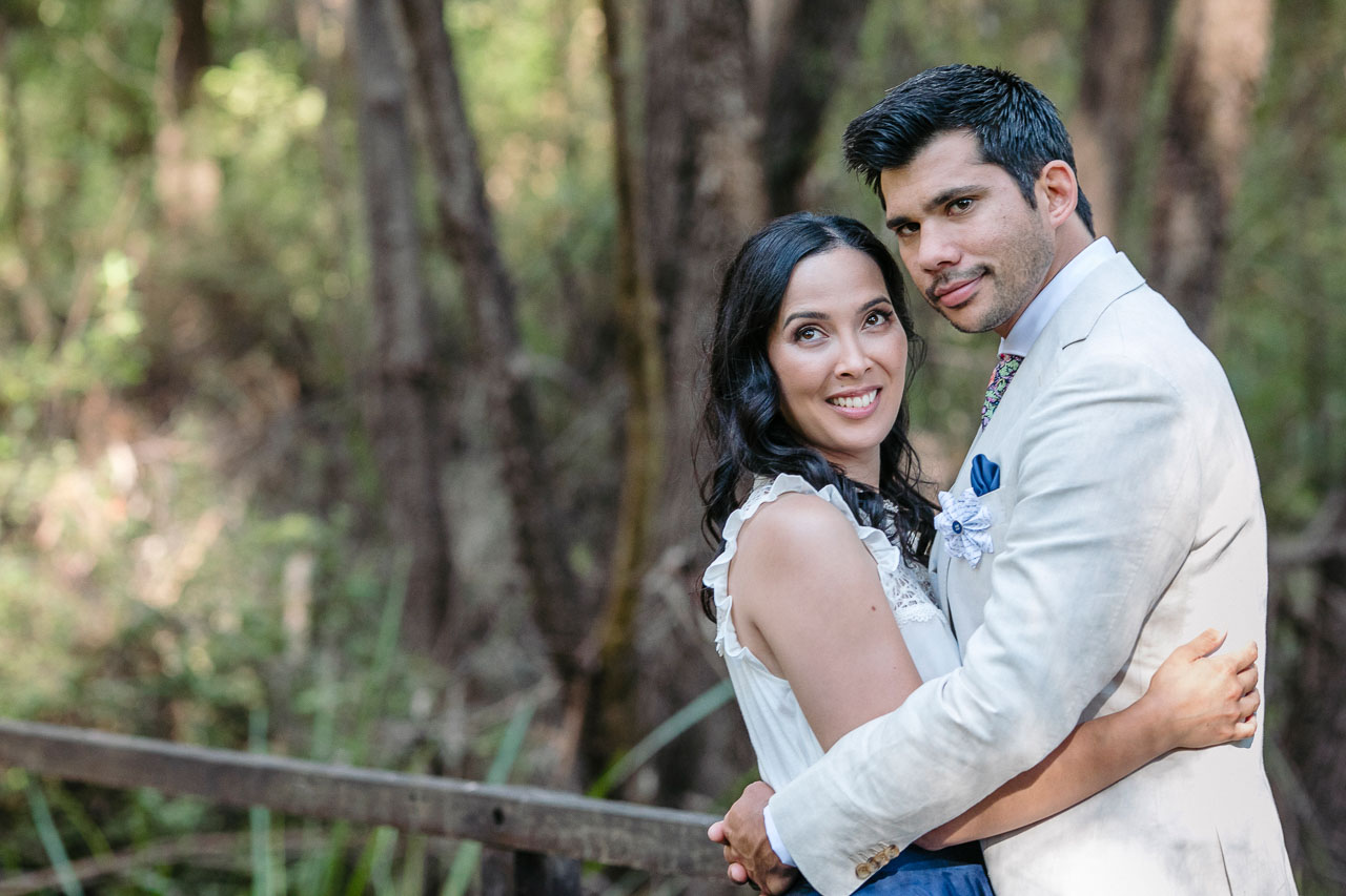 Western Australian regional wedding photographer