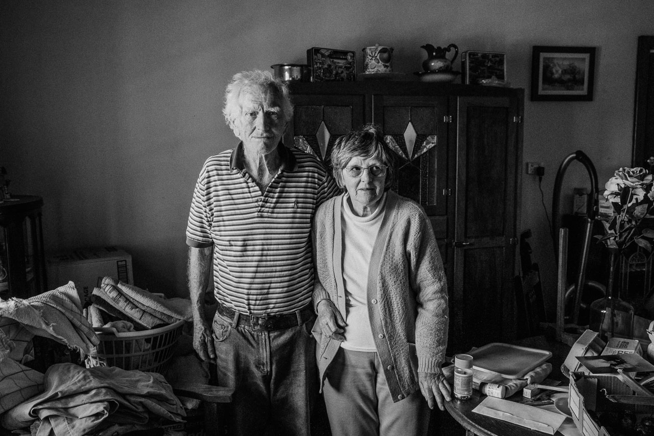 Lives Well Lived by portrait photographer Nic Duncan