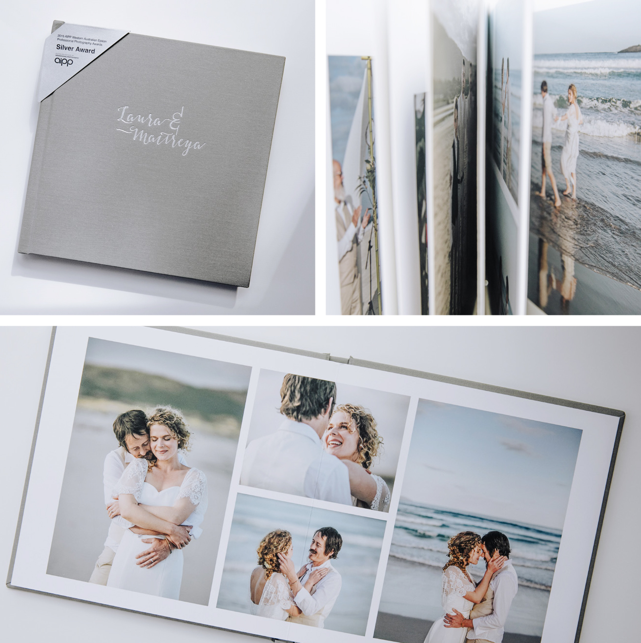 WAEPPA 2015 silver - Wedding Album