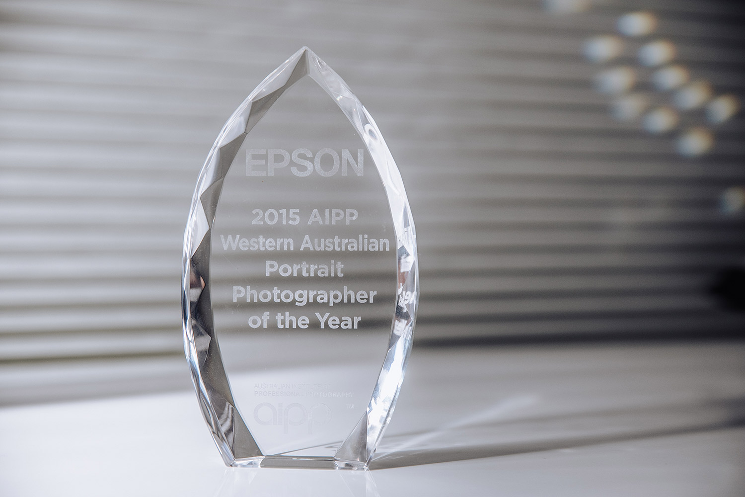 2015 AIPP Western Australian Professional Portrait Photographer of the Year
