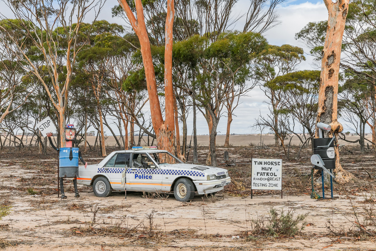 The Tin Horse Highway celebrates the Kulin Bush Races