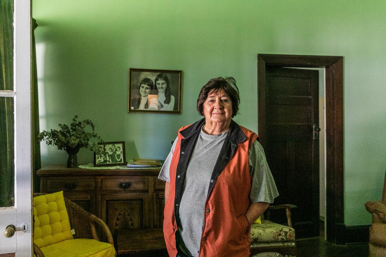 Koorda farmer , corn dolly creator and active community member, Lesley McNee