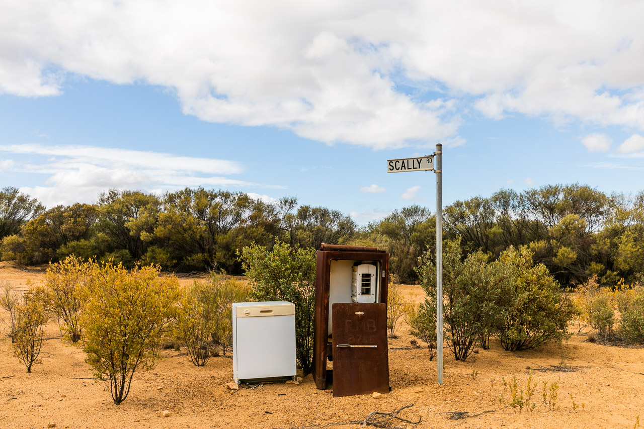 Wheatbelt mailboxes