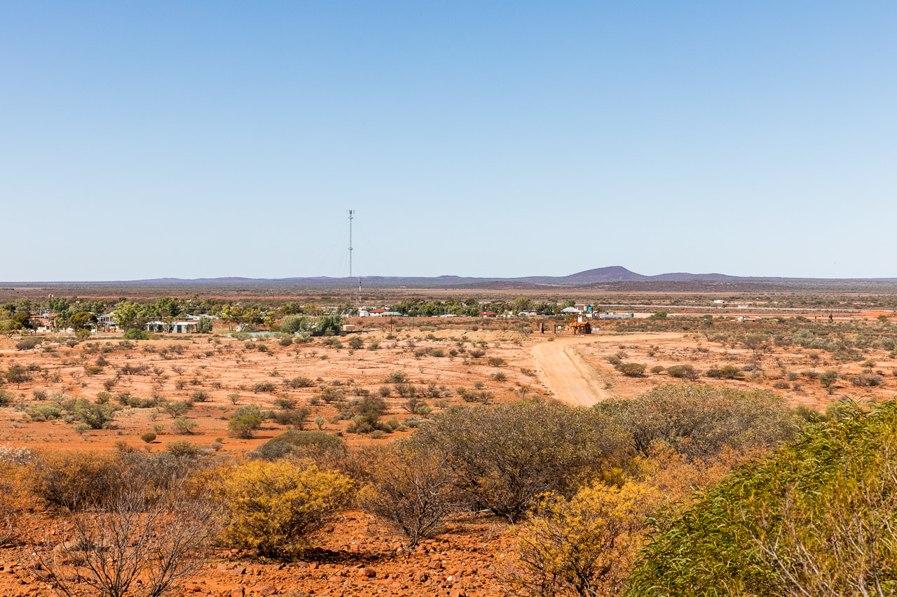 Yalgoo in Western Australia, once the home of the goldfish