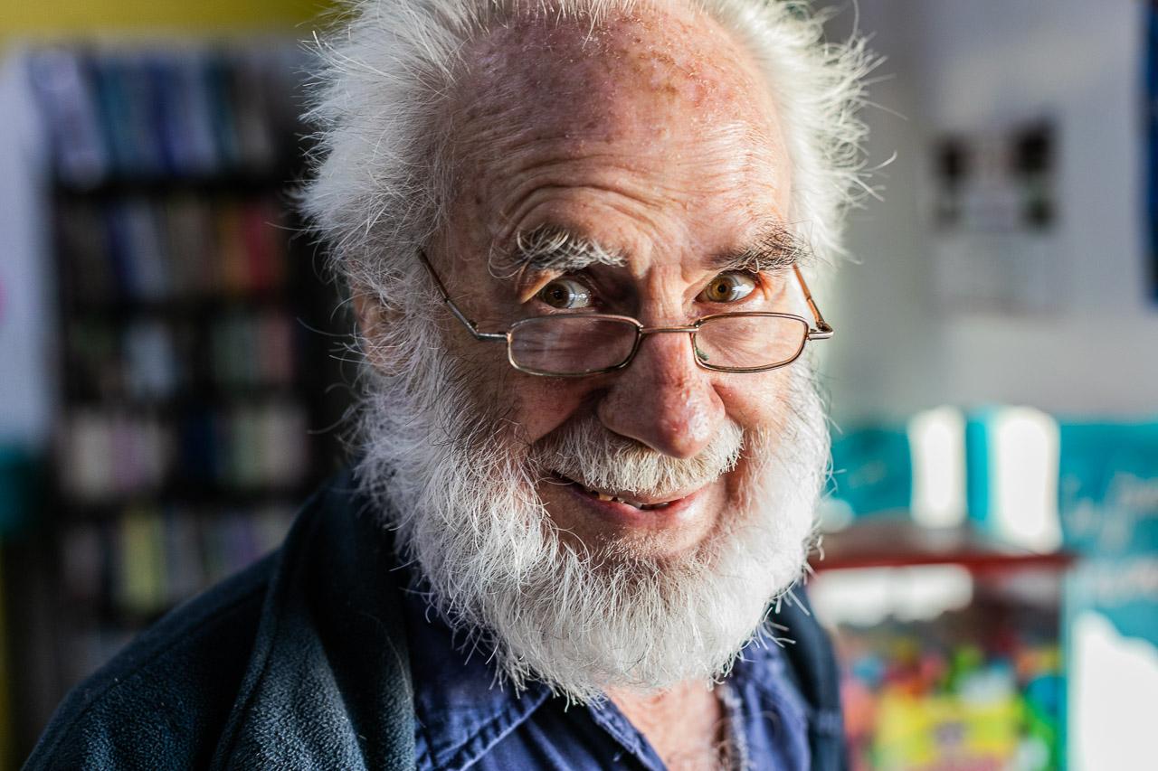Dr Harry Sneddon, the beloved vet in Carnarvon, Western Australia