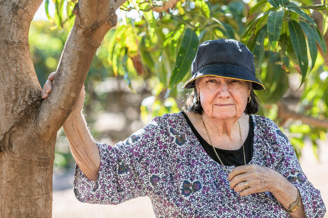 Carnarvon grower, Zarka Skender