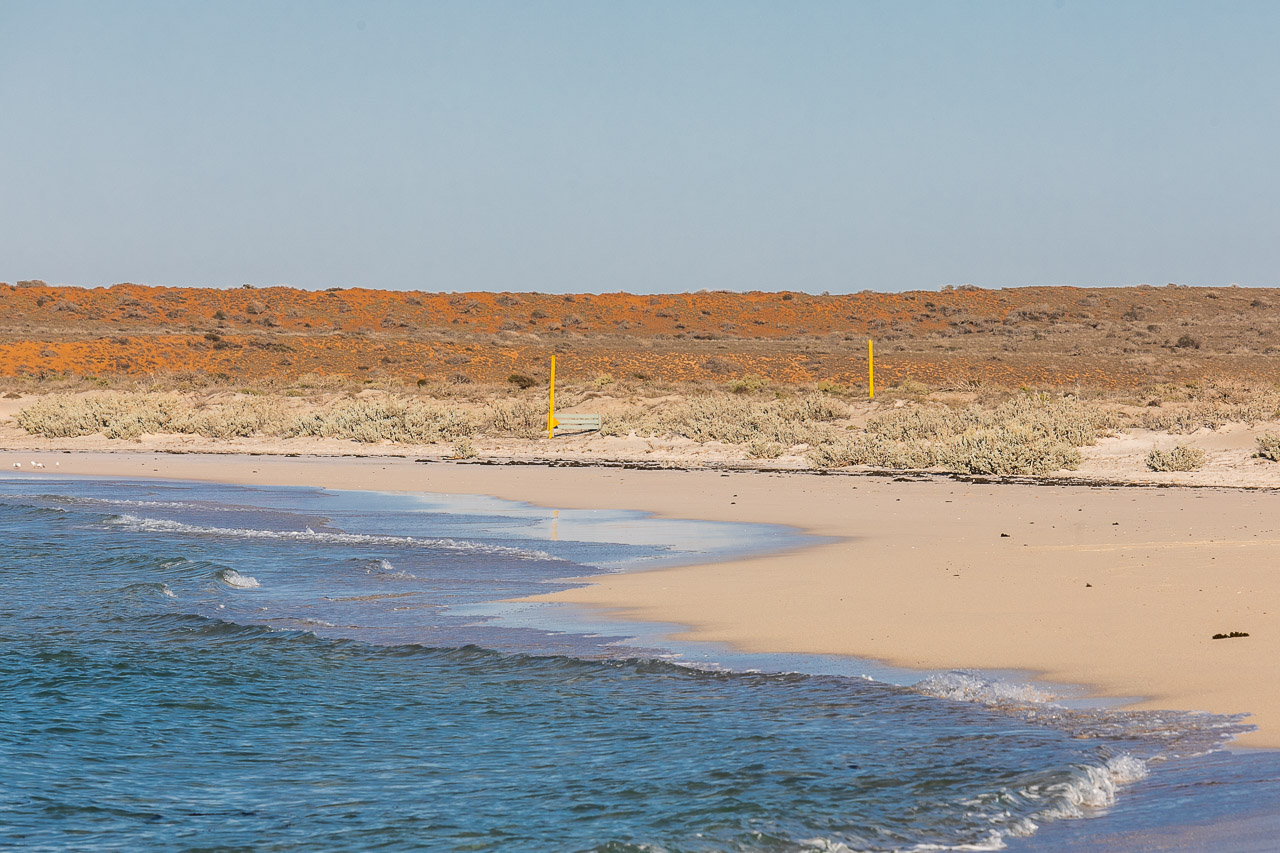 The colours of the Gascoyne region of Western Australia, taken at Gnaraloo Bay