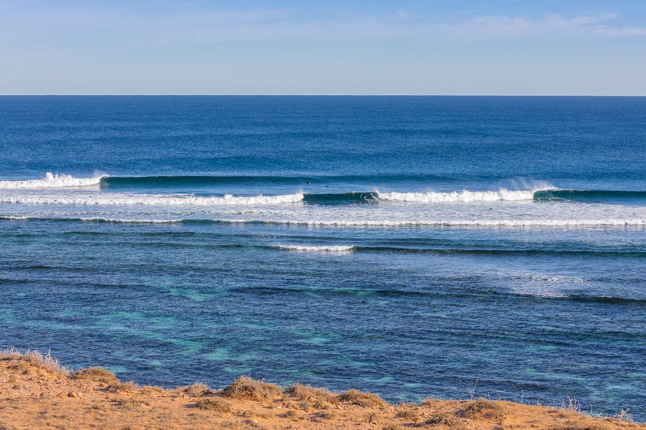 Surf at Gnaraloo