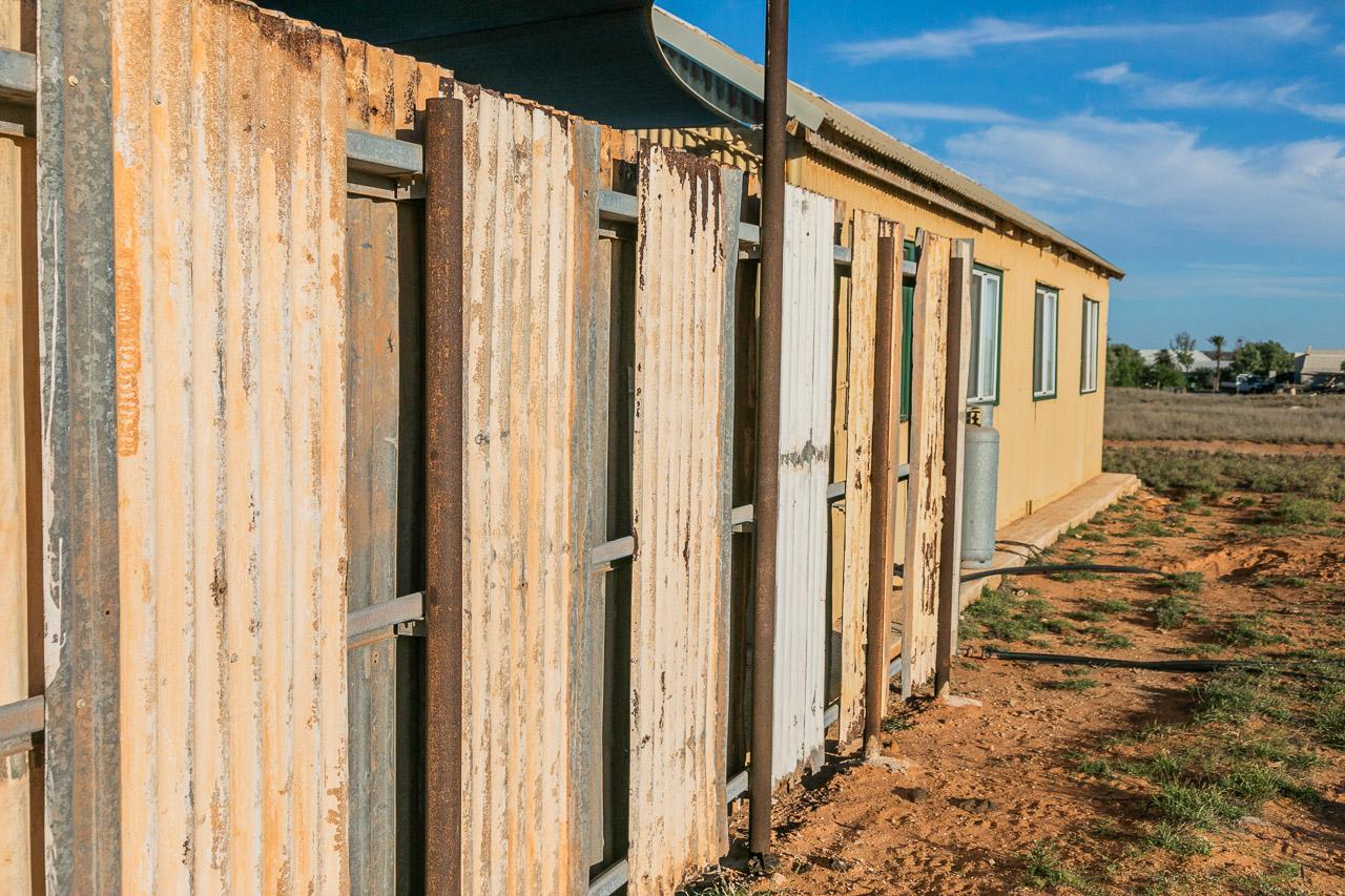 Shearers quarters at Warroora Station