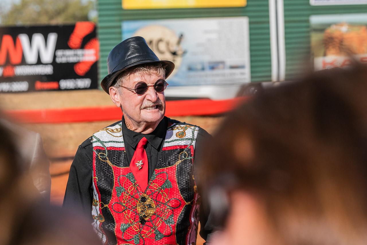 Derby Races best dressed contender