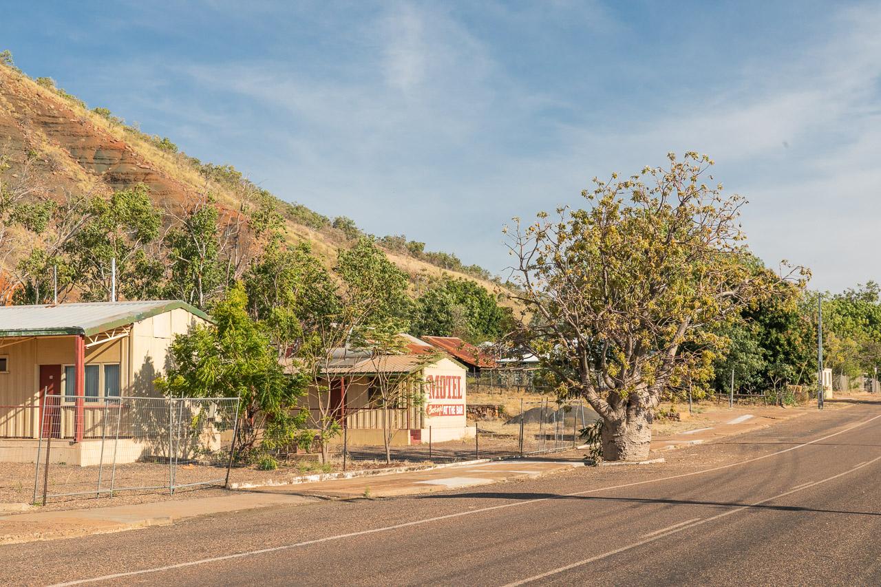 Wyndham Motel in Wyndham Port, Western Australia