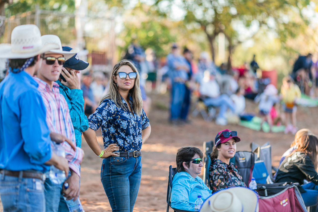The Broome Rodeo brings families and communities together