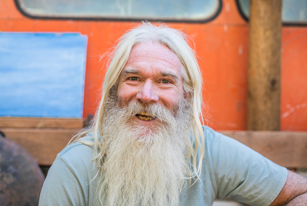 Greg Quicke, also known as Space Gandalf, appears with Brian Cox on ABC and BBC TV's Stargazers
