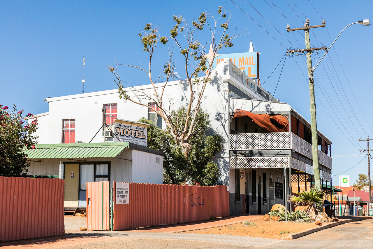 The Royal Mail Hotel and Motel in Meekatharra