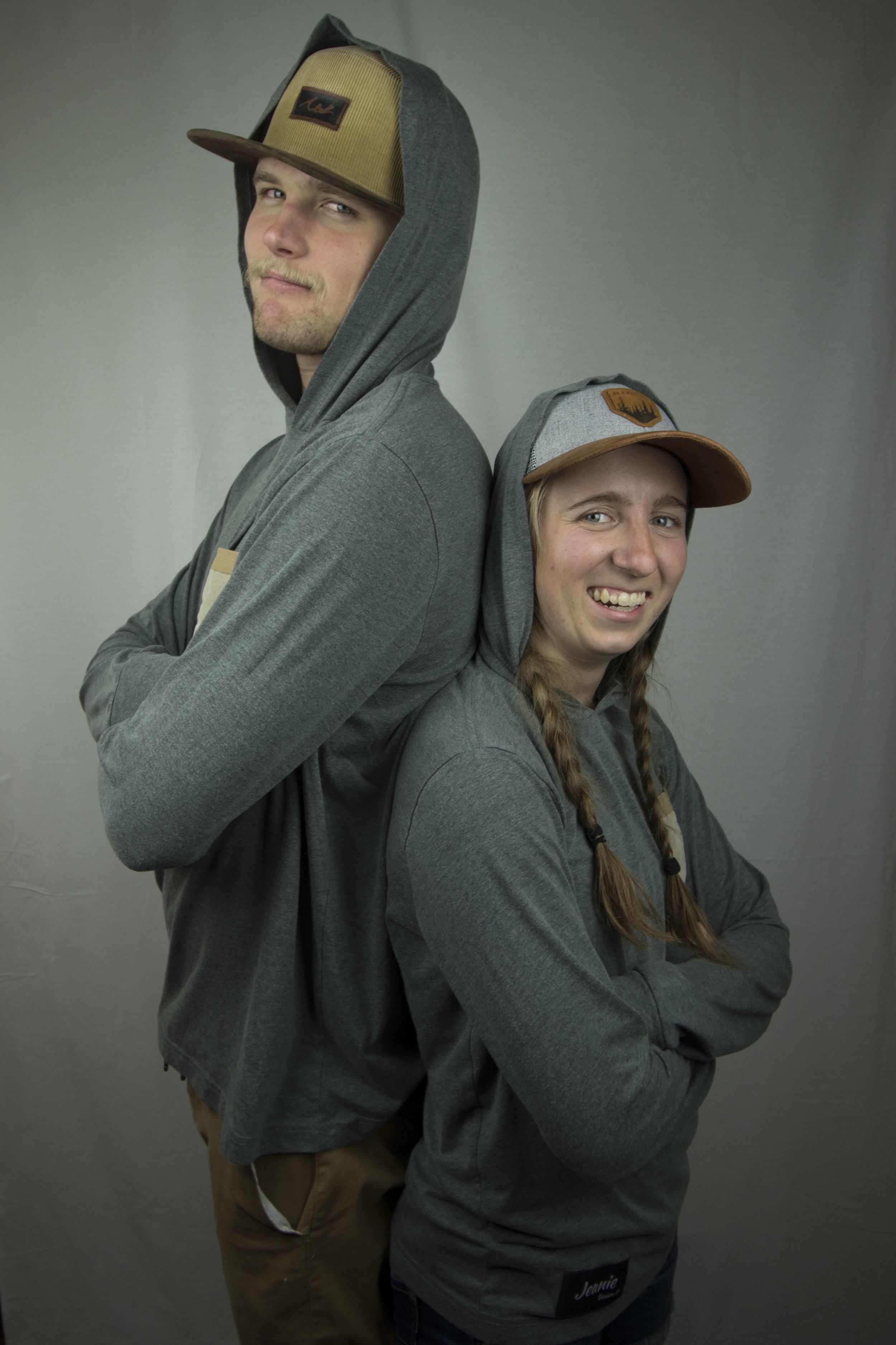 Taller: Kirk Scully, Shorter: Meghan Keim